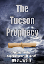 Tucson Prophecy Book Cover