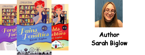 Interview with author Sarah Biglow